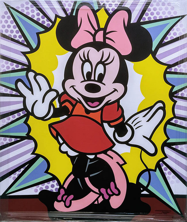 MINNIE MOUSE BY JOZZA
