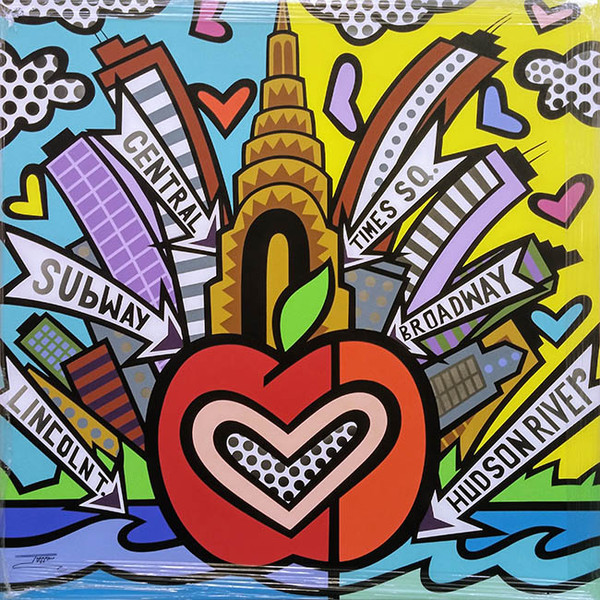 NEW YORK BY JOZZA