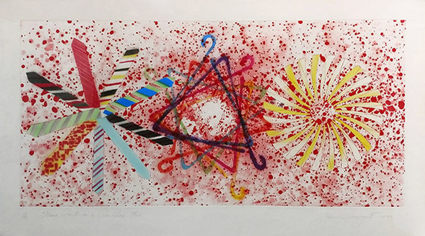 MORE POINTS ON A BACHELOR'S TIE BY JAMES ROSENQUIST