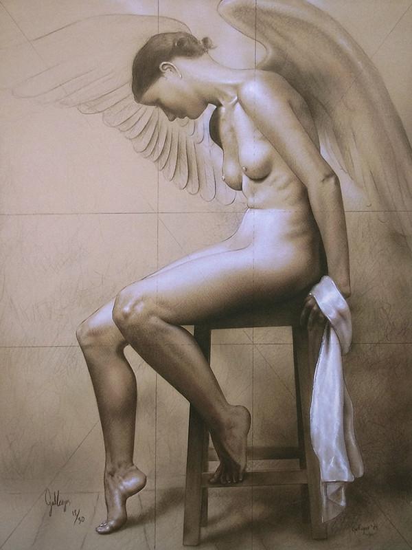 ANGEL ESTUDIO BY ULISES GALLEGOS