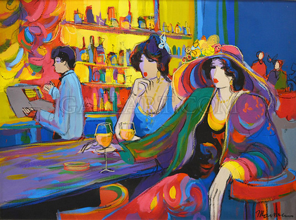 NIGHT OUT BY ISAAC MAIMON