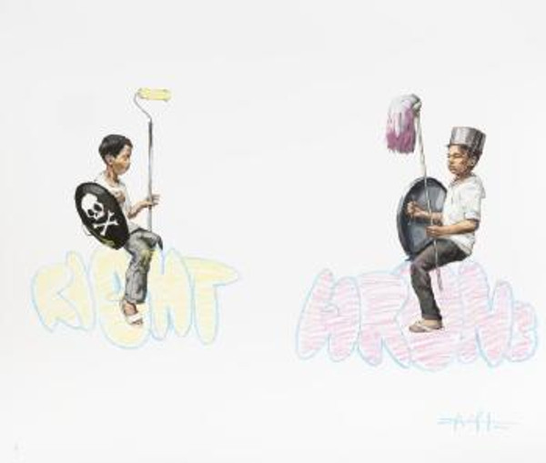 STYLE WARS - RIGHT VS. WRONG BY ERNEST ZACHAREVIC