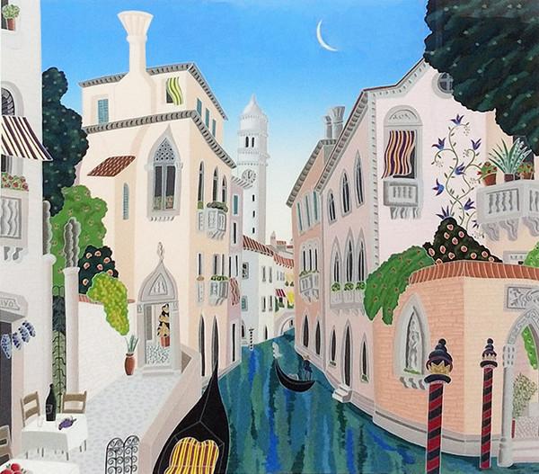 RIO VAN AXEL BY THOMAS MCKNIGHT