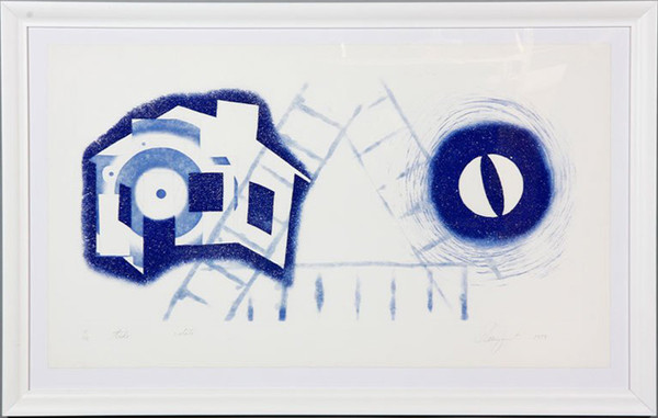 TIDE BY JAMES ROSENQUIST