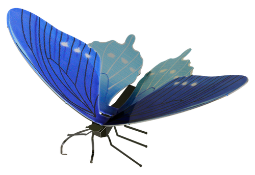 Metal Earth - Butterfly Pipevine Swallowtail, By Fascinations