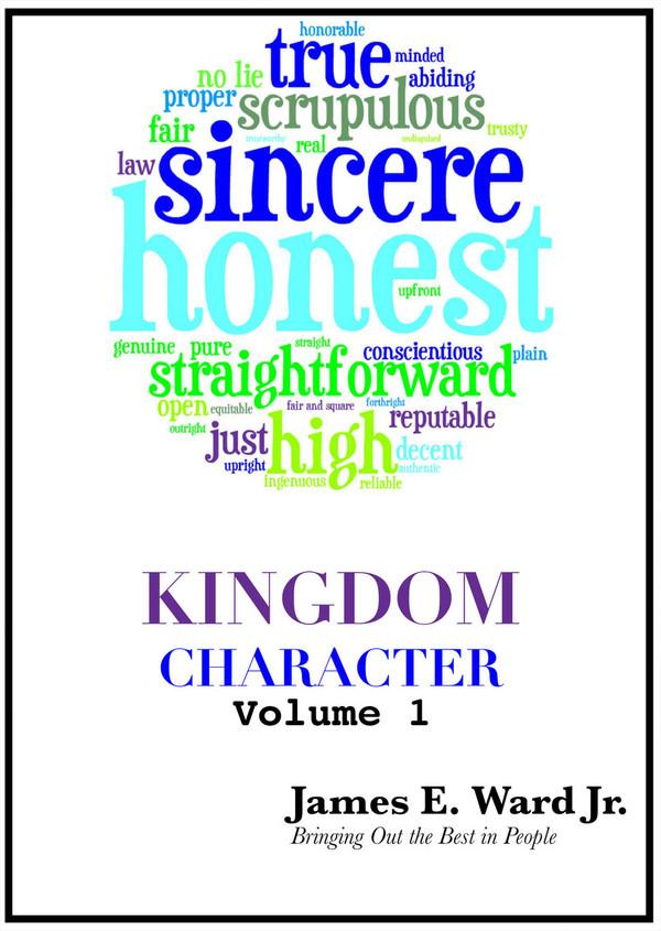 KINGDOM CHARACTER - VOLUME 1