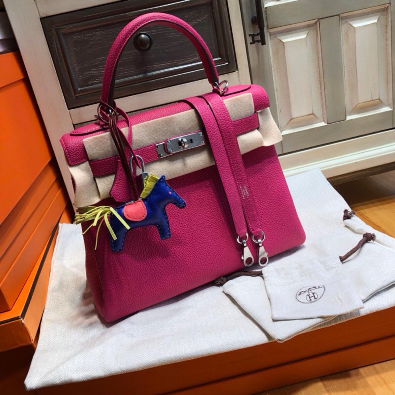 Hermès 80 Gris Perle Birkin 35 Togo Leather Gold Hardware  64d2c230e7269