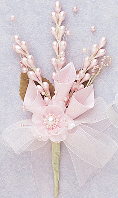 7 pink silk calla lily corsage flowers pack of 12 cb flowers 7 pink silk calla lily corsage flowers pack mightylinksfo