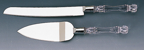 wedding cake knife and server set cheap silver wedding cake knife and server sets cb 23011