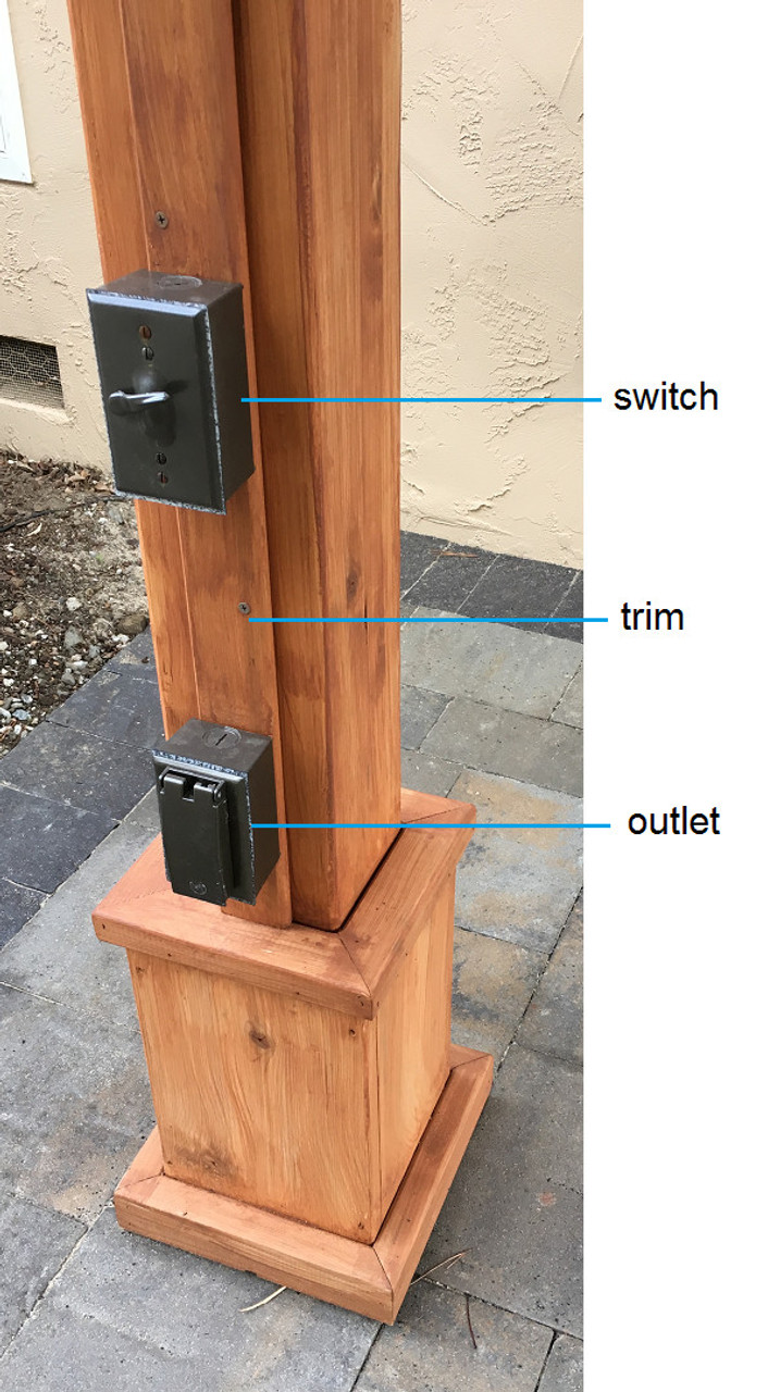 Electrical Trim Kit / San Rafael, CA.