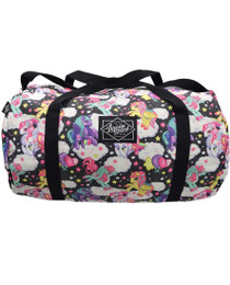 Liquorbrand Pegasus Unicorn Derby Gym Duffle Bag - top