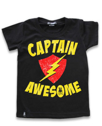 Six Bunnies Captain Awesome Tee Shirt