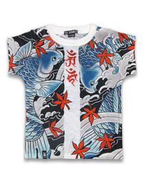 Six Bunnies Koi Kids Tee Shirt
