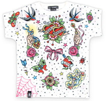Six Bunnies True Love Tee Shirt