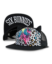 Six Bunnies Unirock Cap
