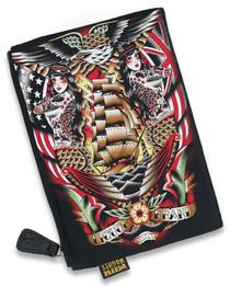 Liquorbrand Siren of the Sea Cosmetic Wallet Bag