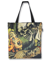 Liquorbrand Horror Tote Bag