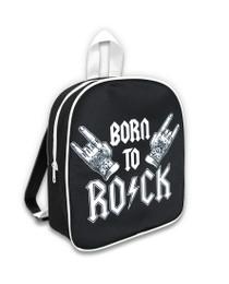 Six Bunnies Born to Rock Kids Backpack