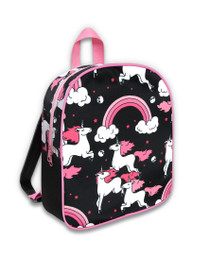 Six Bunnies Rainbow Unicorn Backpack