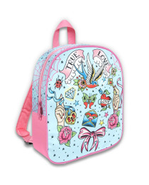 Six Bunnies True Love Kids Backpack