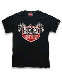 Hot Rod Hellcat Decal Kids Baby Tee Shirt