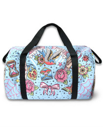 Liquorbrand True Love Duffle Bag