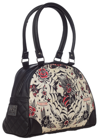 Liquor Brand Gypsy Queen Bowler Bag