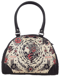 Liquorbrand Gypsy Queen Bowler Bag