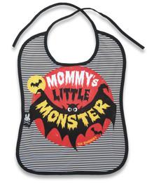 Six Bunnies Lil Monster Baby Bib