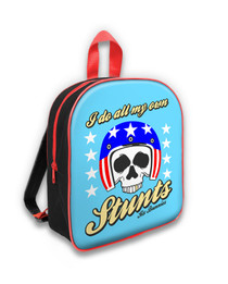 Six Bunnies Stunts Backpack