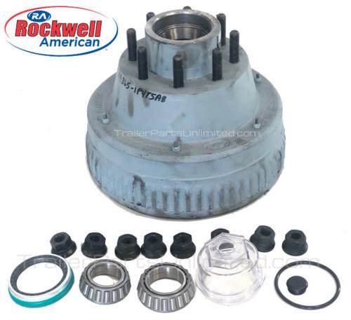"""Rockwell American 10k Hub Drum Kit 8x6.5"""" 5/8"""" Studs"""