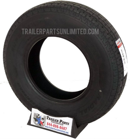 ST235/80R16 10-Ply  Supermax STM1 Radial Trailer Tire