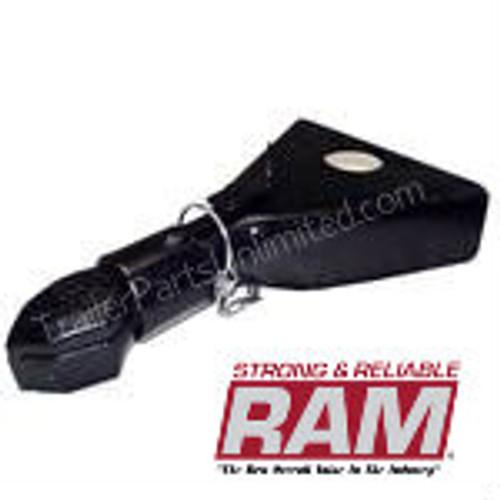 "Ram 12.5K A-Frame Trailer Coupler - 2-5/16"" Ball Bulldog Style"