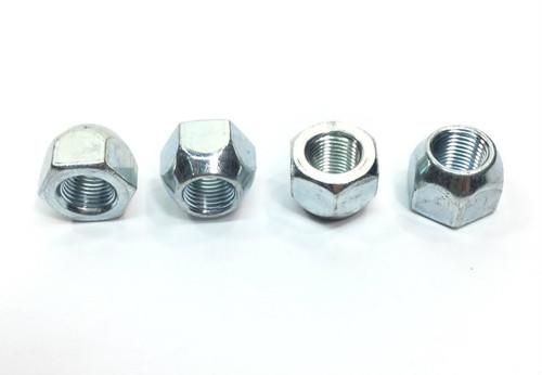 """1/2"""" Cone Lug Nut 60° Trailer Lug Nut (Each) 1/2""""-20 Thread"""