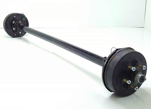 3.5k Dexter Electric Brake Axle Trailer Kit (all hardware included to mount axle)