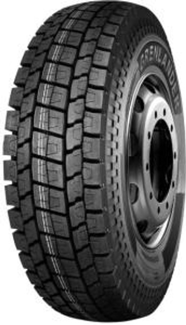 245/70R19.5 16-Ply Grenlander GR678 Radial Drive Tire