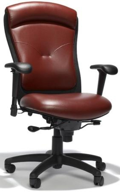 RFM Tuxedo Executive Office Chair #GGF-45311-25A