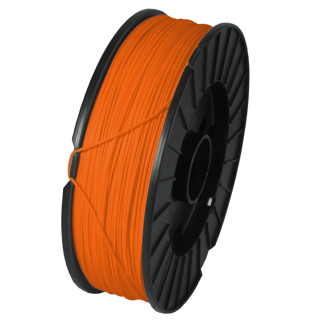 Generic  ABS for STSRATASYS® Fortus 250/200® 3D Printers. Save 25% vs OEM. Color: Orange