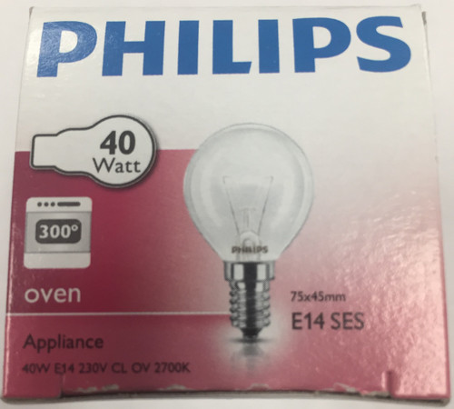 Replacement Light Bulb for Build Chamber