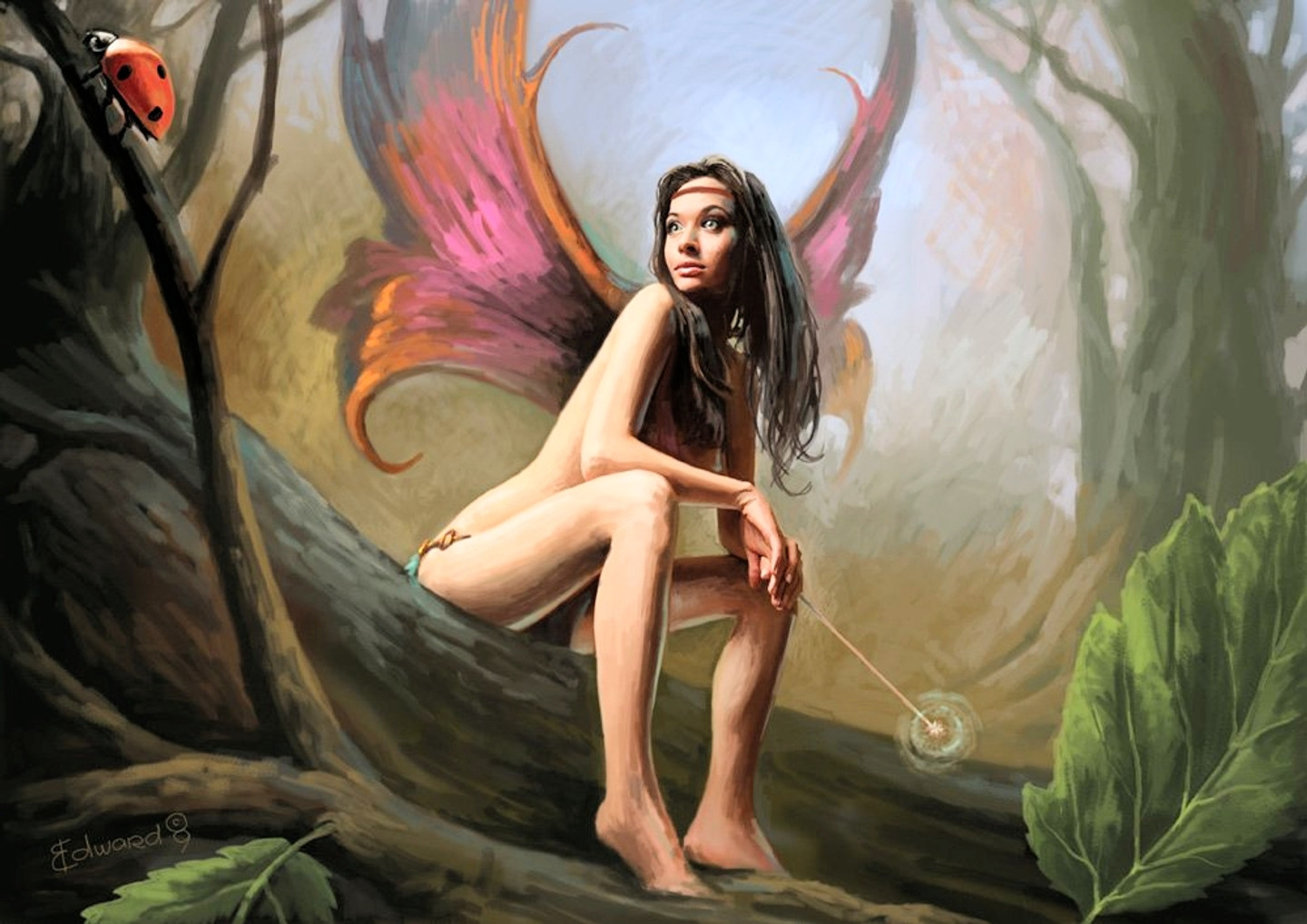 Magickal Fairy Princess Lizette Brings Joy and Good Luck