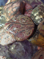 3 Leopardskin Jasper Gemstones Connect to Animal Spirits and Guides