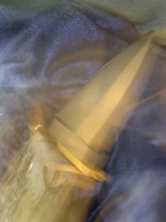 Athame of Forked Elk Horn, Ancient Rune Magick Ritual Tool