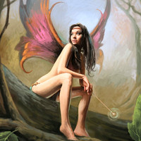 Magickal Fairy Princess Lizette