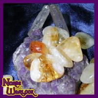 3 Metaphysical Golden Citrine Gemstones for Wealth