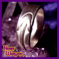 Tiwaz, The Warrior Rune Ring for Courage, Skill, Knowledge and Victory