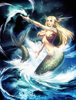 Sexy Mermaid Spirit Kendra, Connect With The Power of The Ocean
