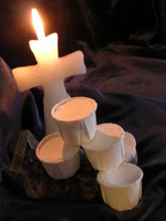 3 Drums of Peace Powder for Protection Rituals and Spell Work