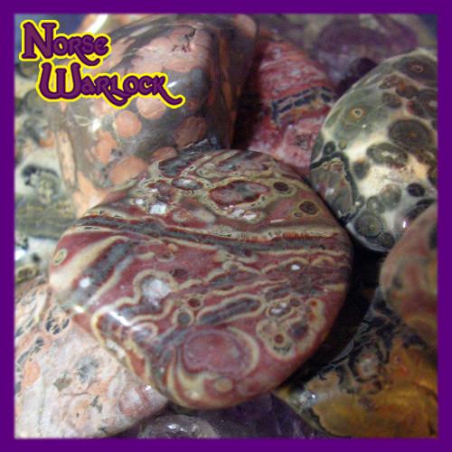 Leopardskin Jasper Gemstones