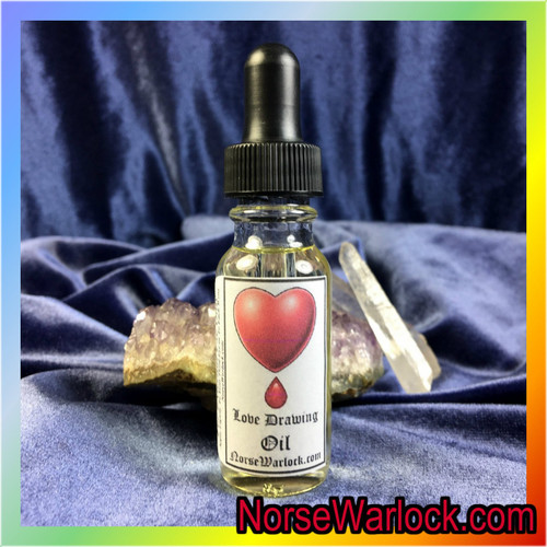 Magick Love Drawing Spiritual Oil