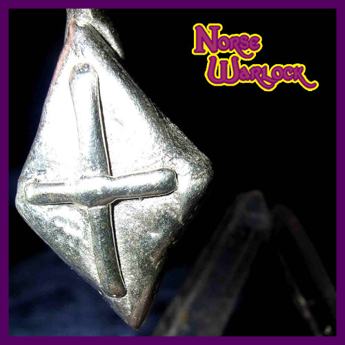 Knights of The Round Table Magick Cross of Protection Pendant